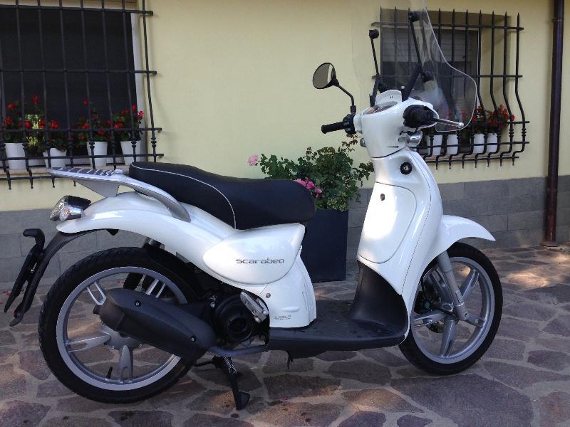 Aprilia scarabeo 100 4t ultimo modello annunci di vendita - Mercatino usato aprilia ...